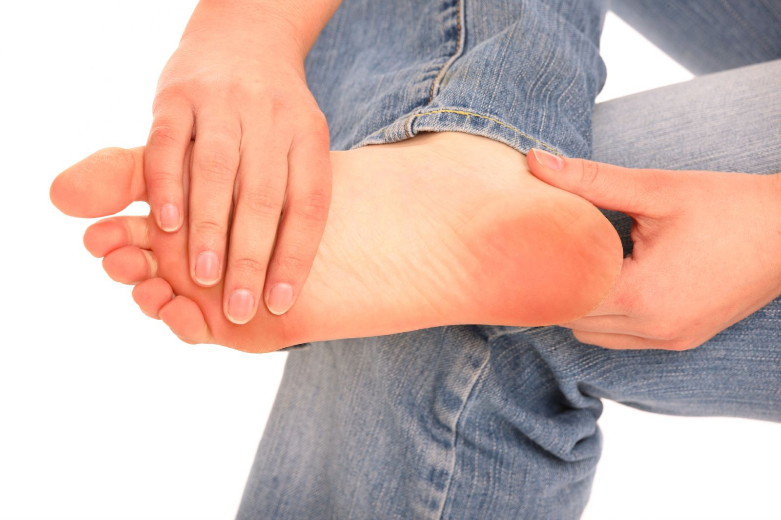 Calluses On Your Feet